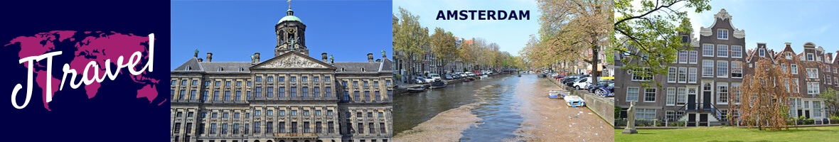 Header Amsterdam / Copyright © JTravel.nl