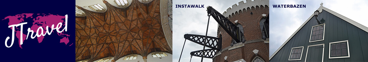 Header Instawalk Waterbazen / Copyright © JTravel.nl