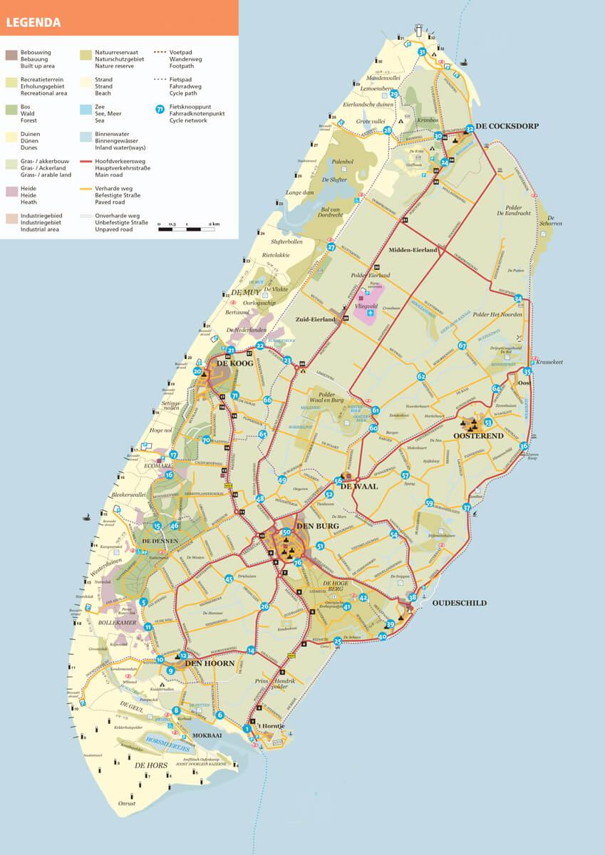 Informatie Texel